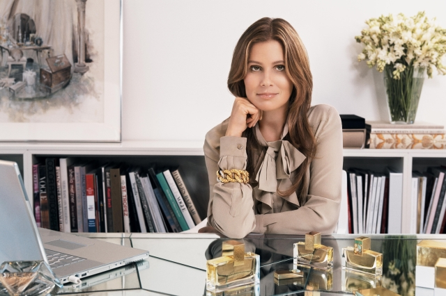 Detailed & Delighted // Perfectly Styled: Aerin Lauder
