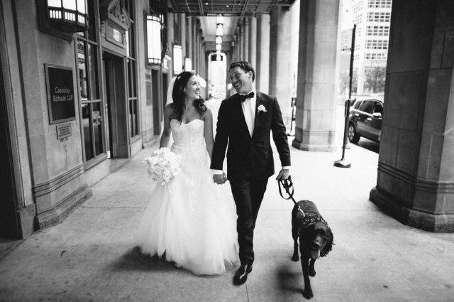 Detailed & Delighted // Wedding Wednesday: Liz Adams' wedding