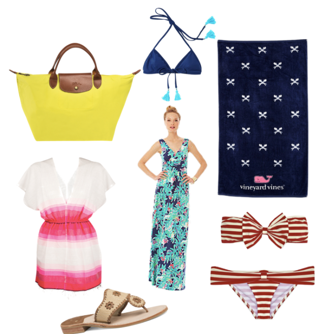 Detailed & Delighted // Preppy Can I: Jet Set Packing List