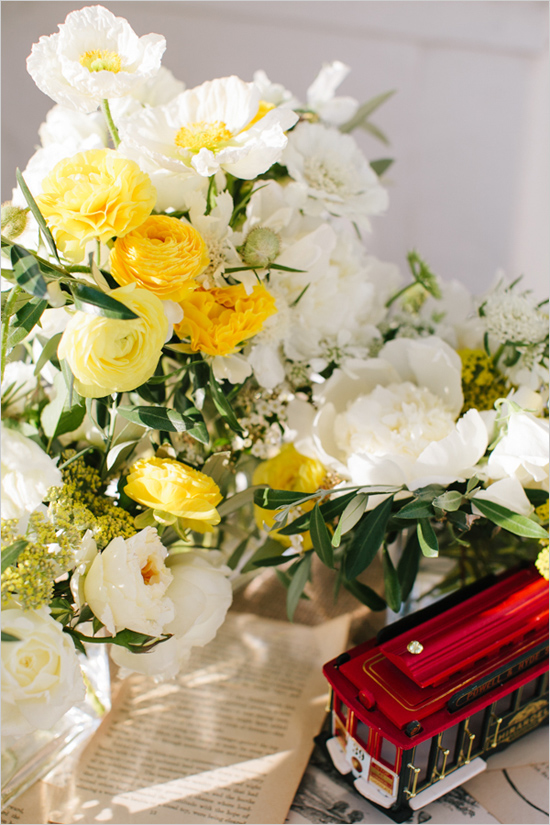 Detailed & Delighted // Florals by Natalie Bowen + Photography by Simone Anne