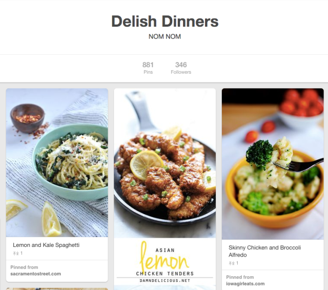 Detailed & Delighted // The Wonderful World of Pinterest