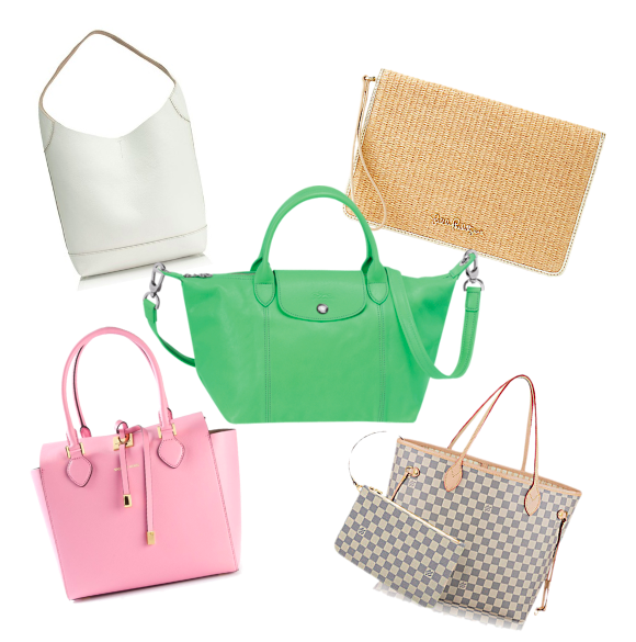 Detailed & Delighted // Preppy Can I: Spring Handbags