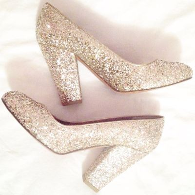 Detailed & Delighted // Wedding Wednesday: Bridal Shoe Salon