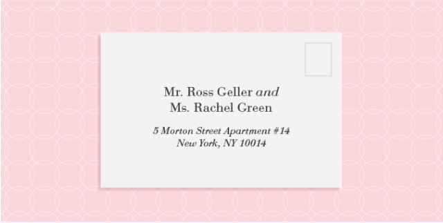 Proper Etiquette For Addressing Wedding Invitations is awesome invitations template