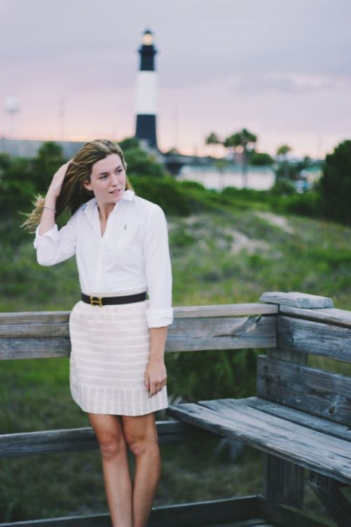 Detailed & Delighted // Preppy Can I: A Week of Nantucket Outfit Inspo