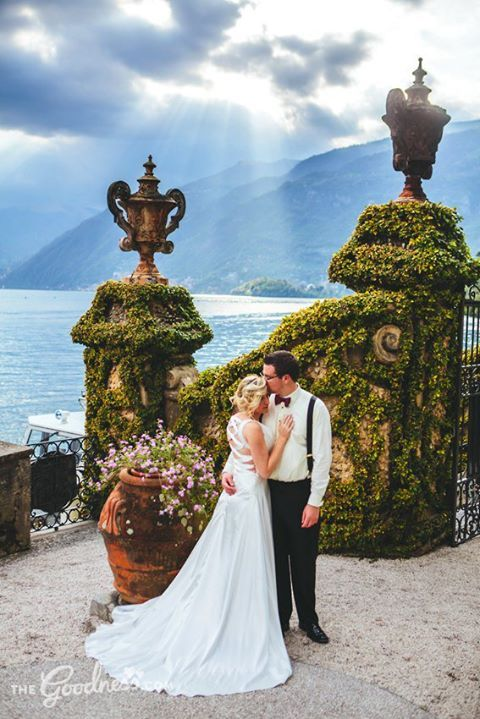 Detailed & Delighted // Wedding Wednesday: Lake Como Destination Inspo