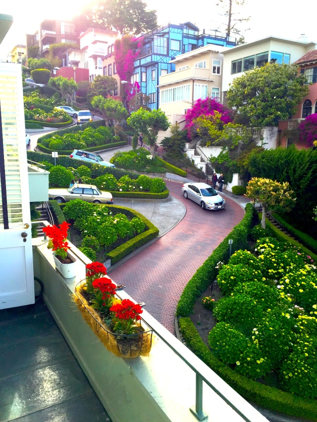 Detailed & Delighted // Marina Girl Says: Farewell Lombard Street!