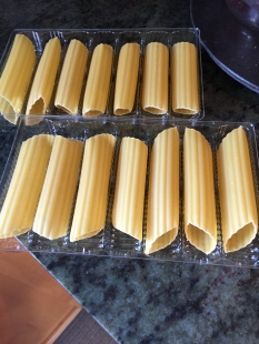 Baked Stuffed Manicotti // Detailed & Delighted