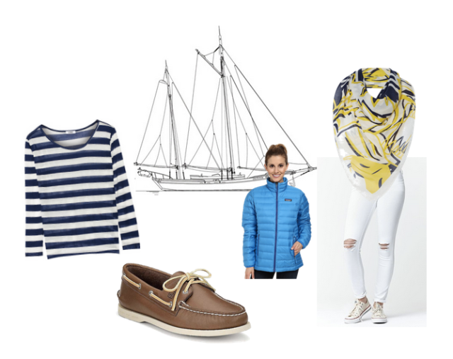 Detailed & Delighted // Preppy Can I: Sailing Attire