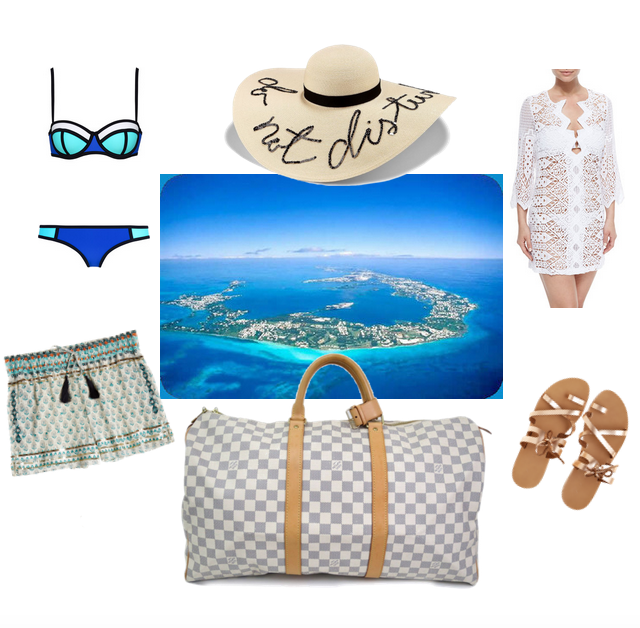 Detailed & Delighted // Jet Set: Bermuda, Betches!
