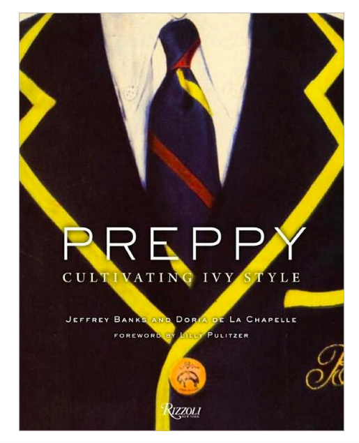 Detailed & Delighted // Preppy Can I: Coffee Table Books