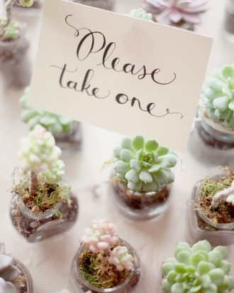 Detailed & Delighted // Top 10 wedding Favors